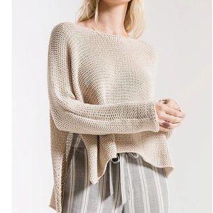 RAG POETS Fulton Side Slit Sweater